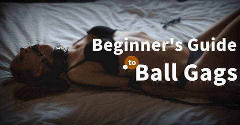 Beginner's guide to gag ball plugs