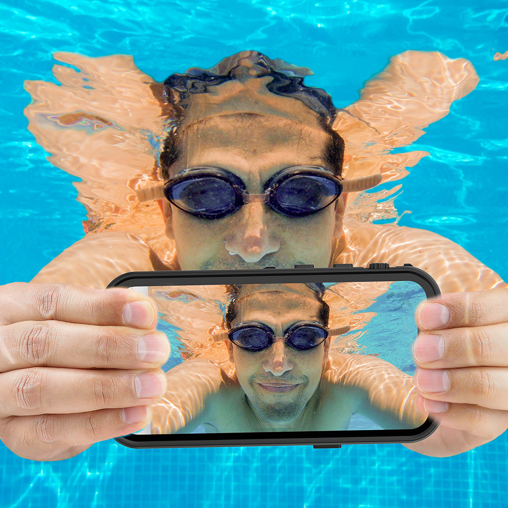 waterproof case for swimming