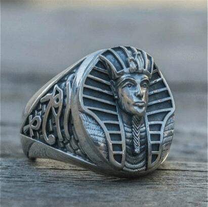 Pharaoh ring - Gthic.com - Blog