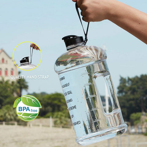 Gallon Water Bottle with Handle