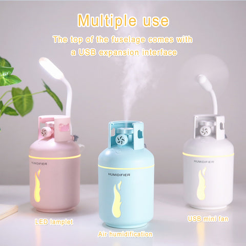 Gas Tank Mist Sprayer Humidifier
