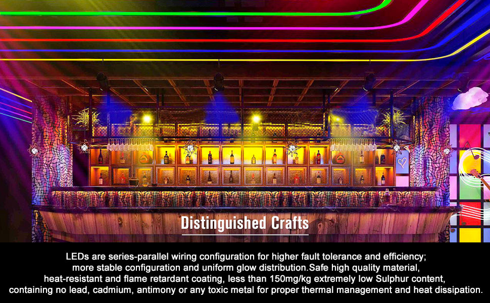 dimmable high brightness cuttable rgb colour changeable led neon rope light