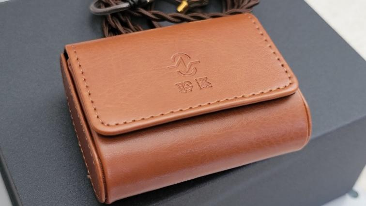 CCZ Plume leather bag