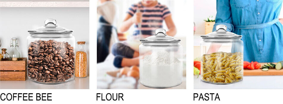 1_gallon_glass_jar_to_store_different_foods