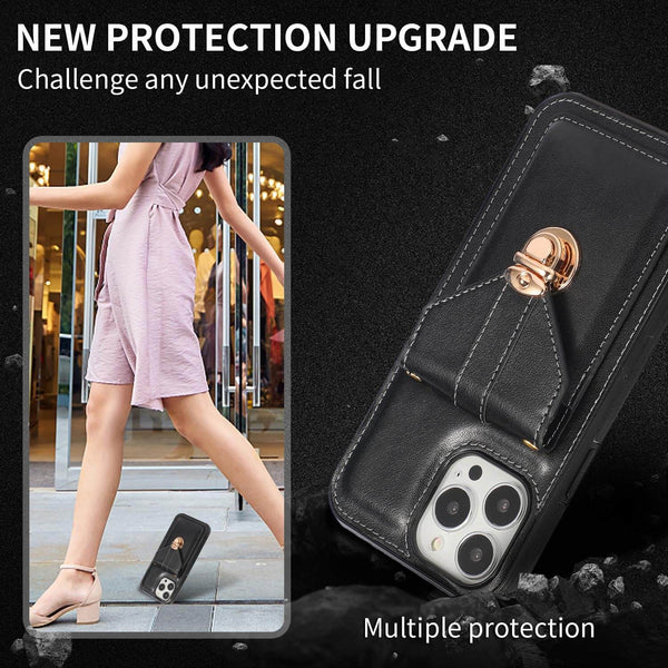 crossbody cell phone purse phone protection