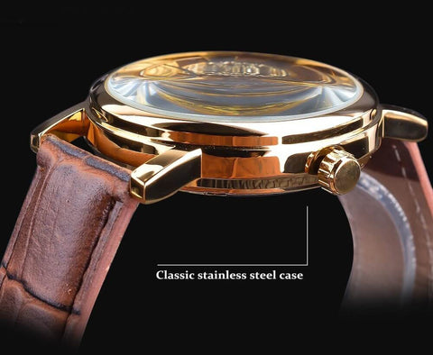 Luxury Business Leather Analog Fashion Watches for Men2
