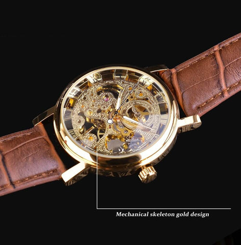Luxury Business Leather Analog Fashion Watches for Men3