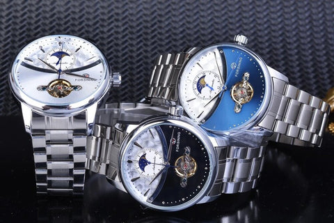 Royal Moonphase Automatic Mechanical Watches For Men detail6