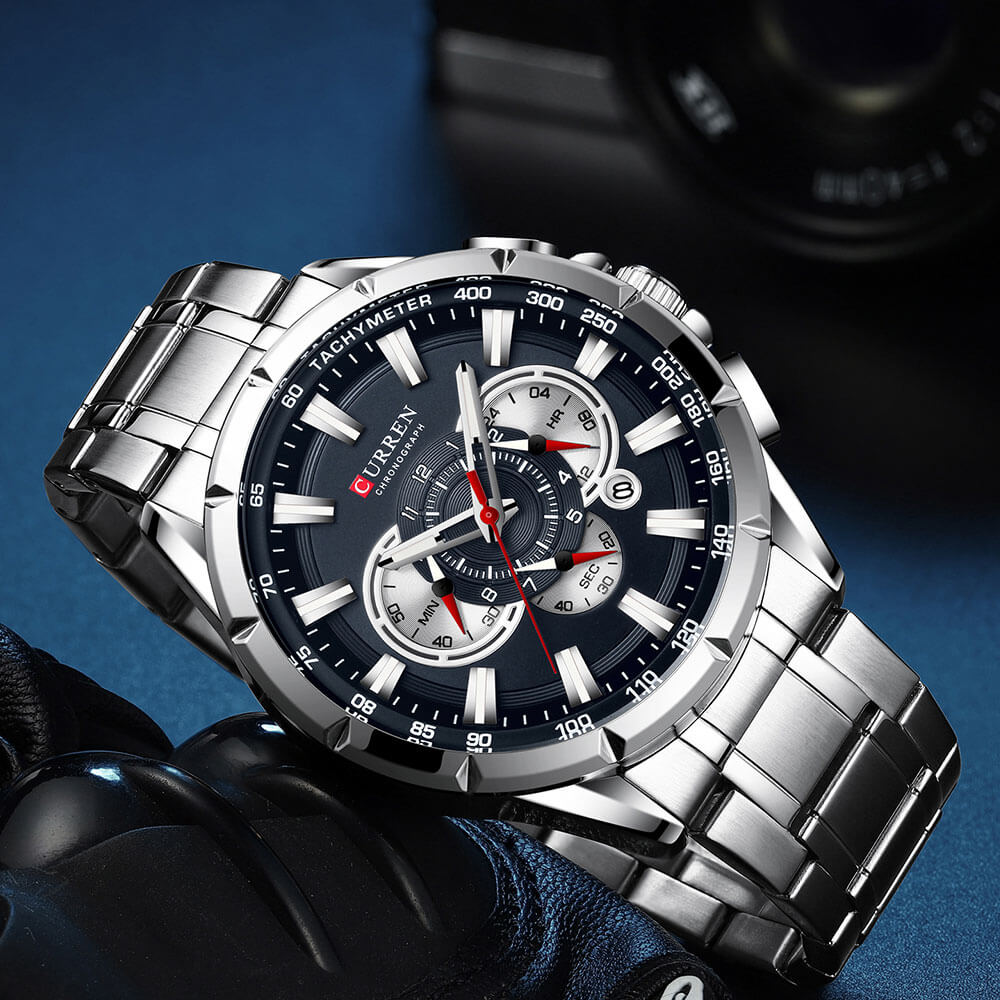 galaxytimepiece Male Big Watch