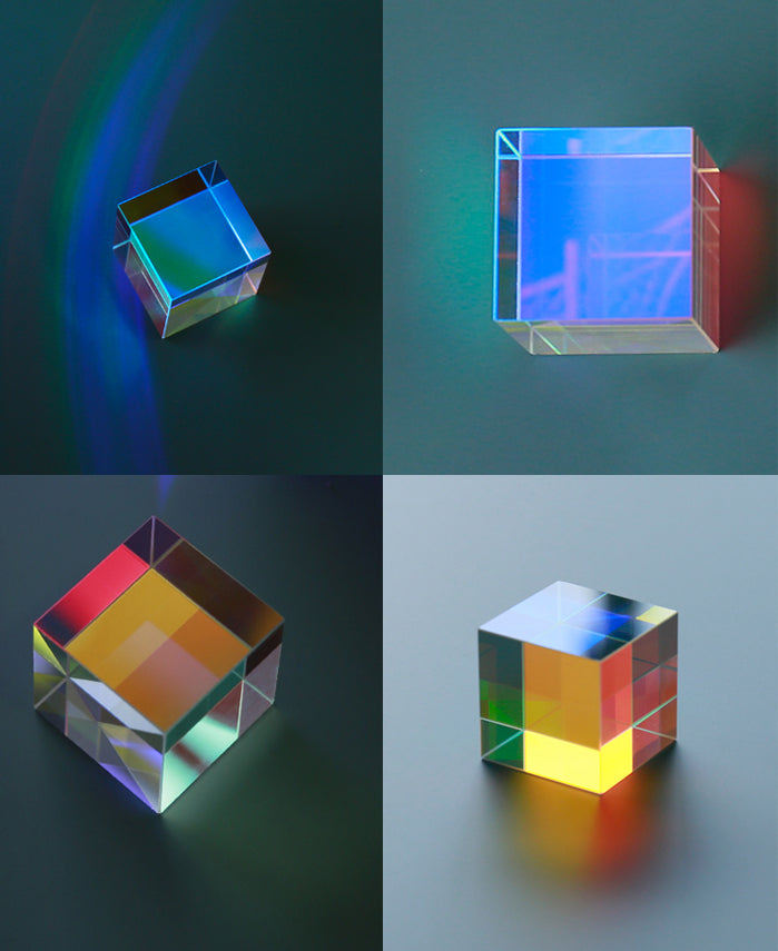 Gift From Light-Light Cube