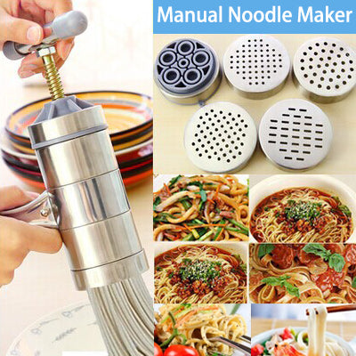 Manual Noodle Maker-aolanscctv