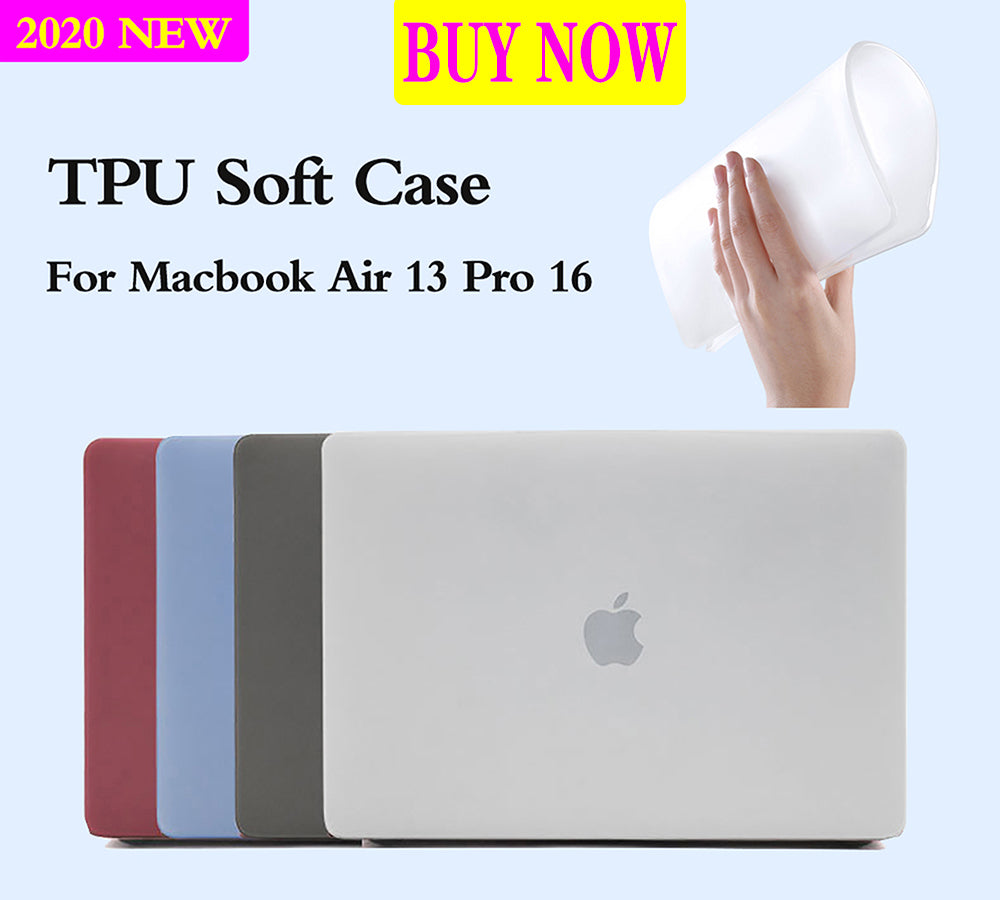 New Cover Protective Case For Macbook-aolanscctv