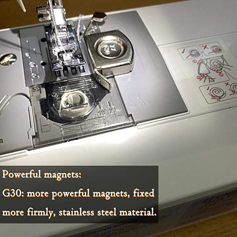 Magnetic Sewing Guide