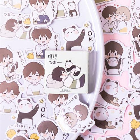 Panda Junior Sticker
