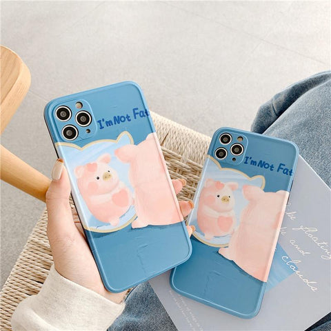 Interesting Pig Phone Case