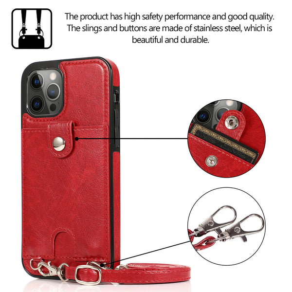 samsung case wallet stainless steel slings and buttons