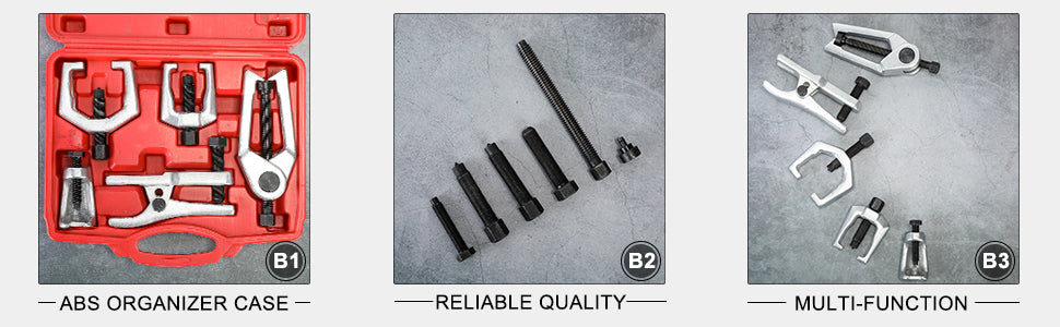 5-in-1 Front End Service Kit