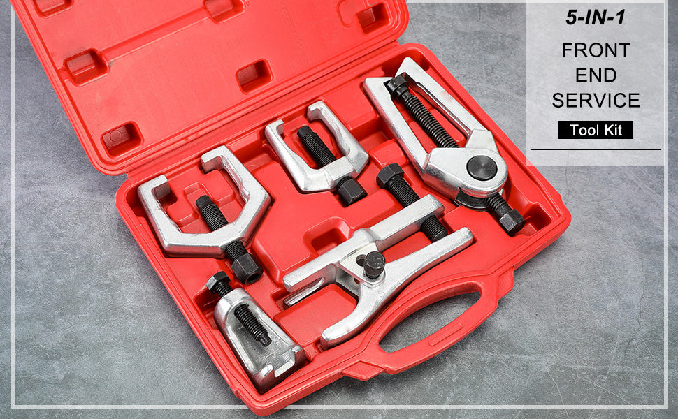 5-in-1 Front End Service Tool Kit