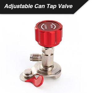 Adjustable Can Tap Valve