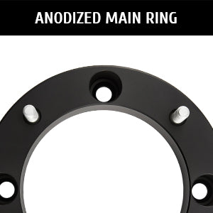 Anodized Main Ring