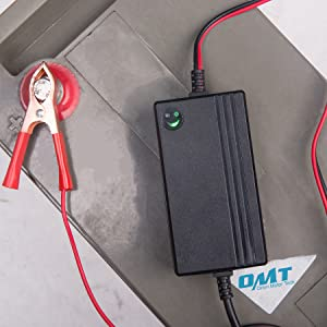Automatic Lead Acid Battery Charger