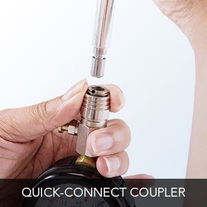 Compression Tester Quick Connect Coupler