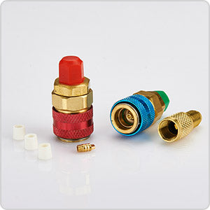 Couplers & ACME Adapter