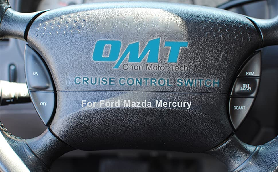 Cruise Control Switch For Ford