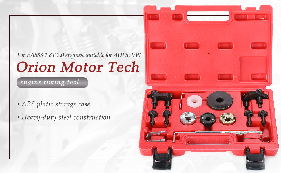 Engine Camshaft Locking Alignment Timing Tool Kit