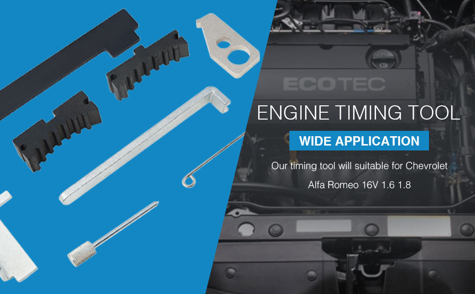 Engine Timing Tool Wide Application