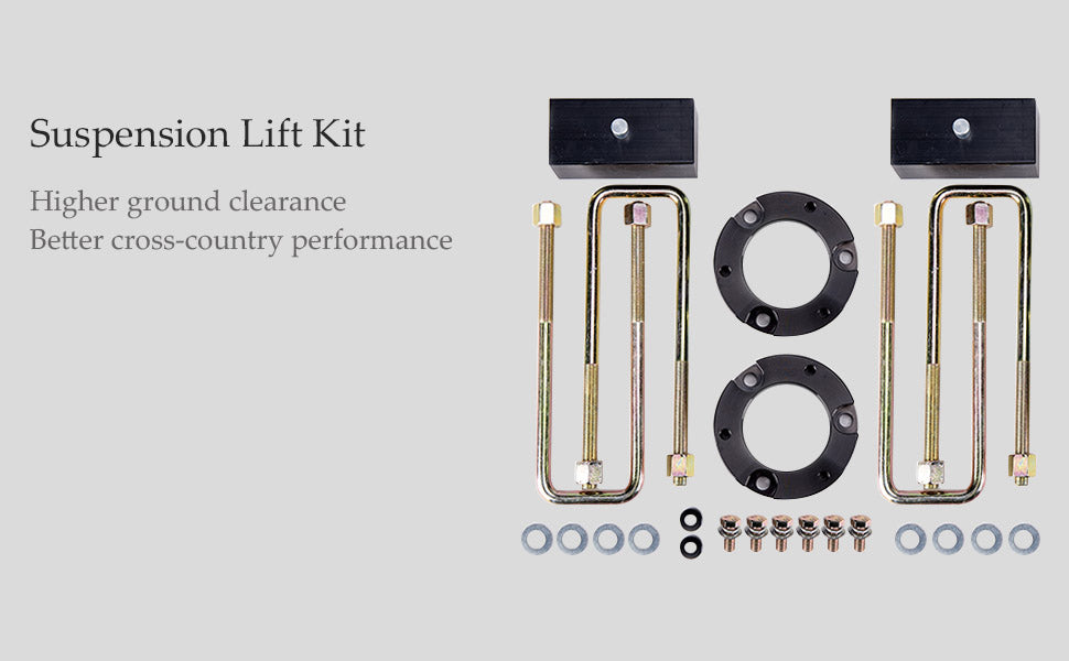 Full Leveling Suspension Lift Kit