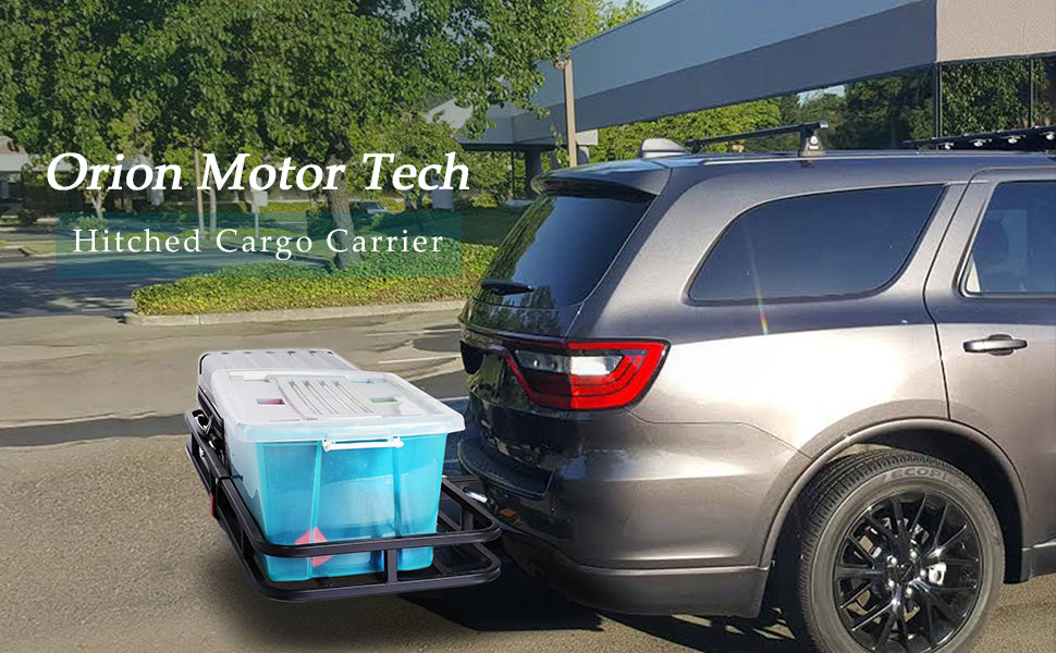 Hintched Cargo Carrier