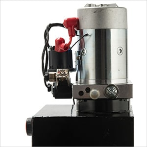 Hydraulic Pump with Excellent Oil Output