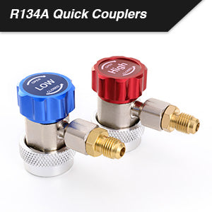R134A Quick Couplers