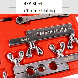 Steel Chrome Plating Flaring Tool and Swaging Tool