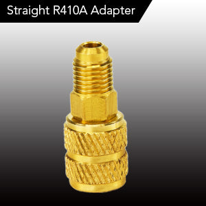Straight R410A Adapter
