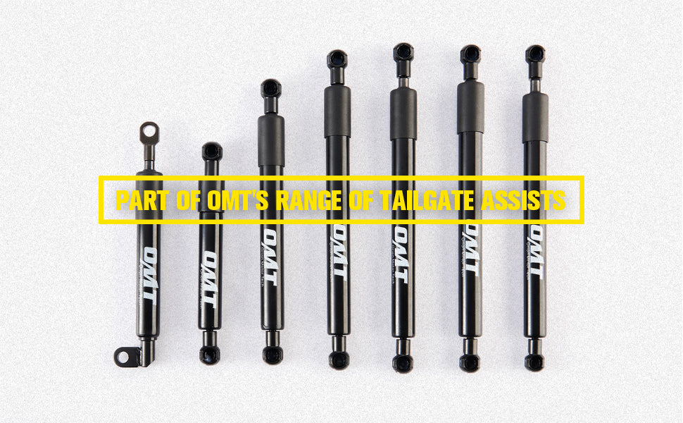 Tailgate Lift Assist Shock Accessories