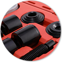 master upper and lower ball joint removal tool kit