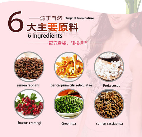 weight loss Amaigrissant tea ingredient