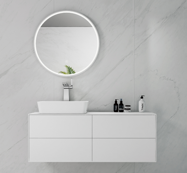 TONA BATHROOM VANITY - MIRROR