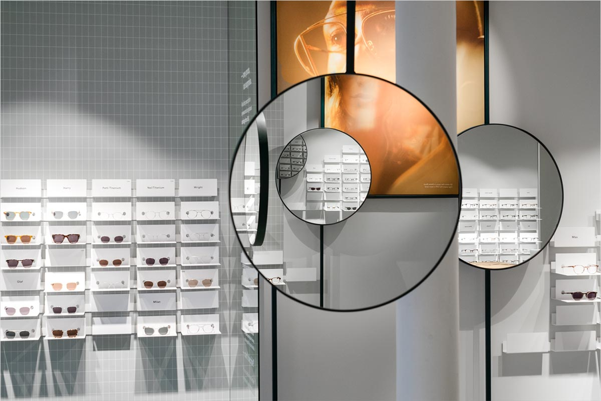Ace & Tate store by Weiss-heiten