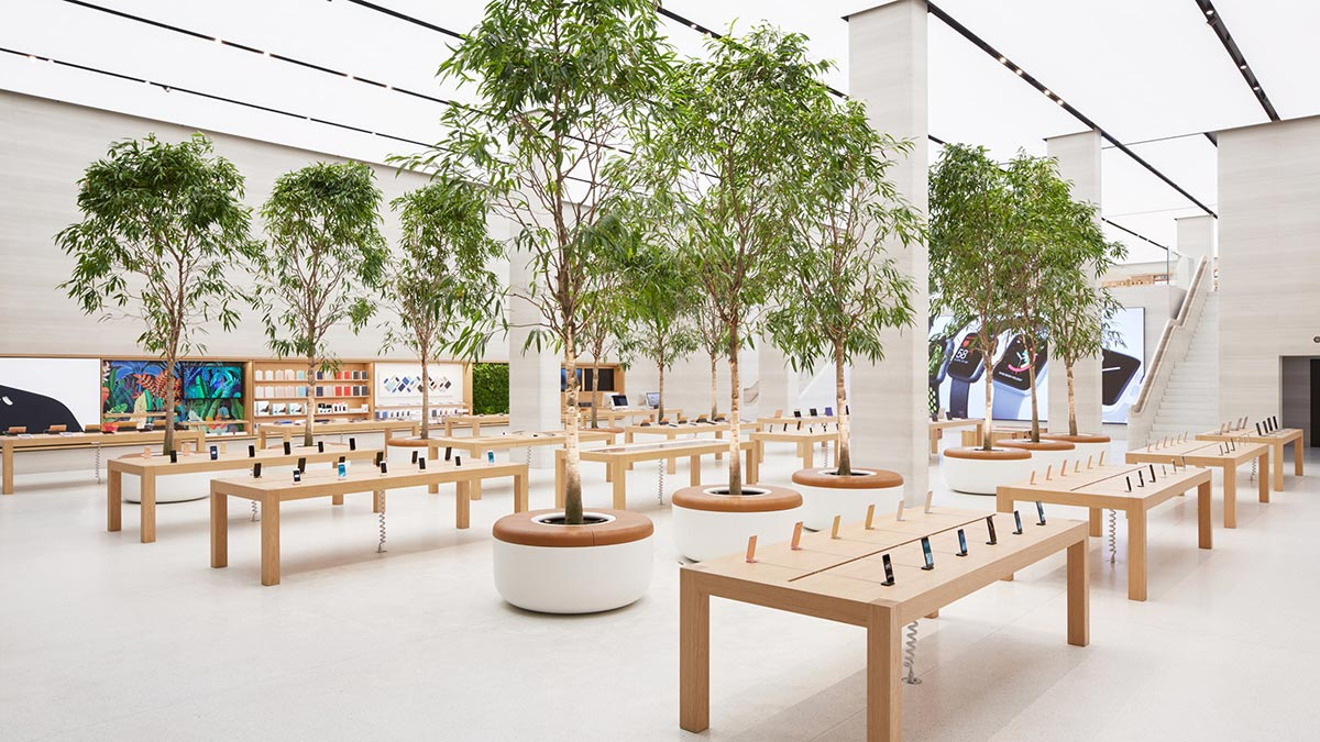 Apple london flagship Store