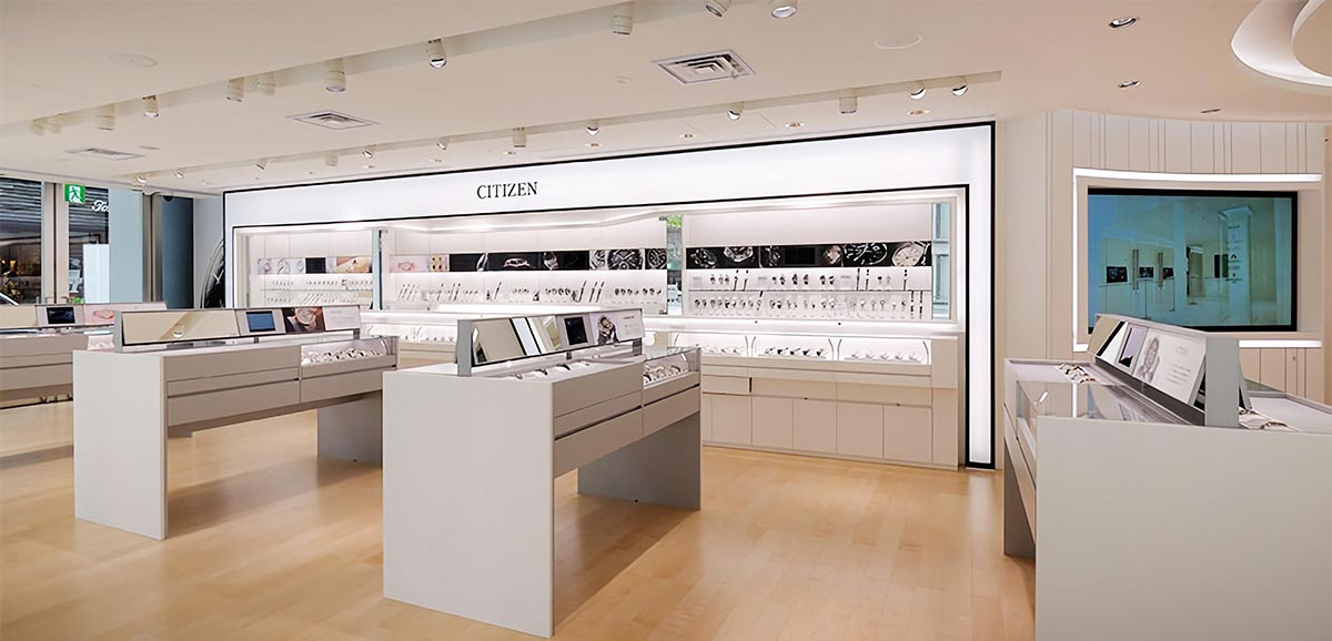 CITIZEN FLAGSHIP STORE TOKYO - 6 Chome-10-1 Ginza, Chuo City, Tokyo 104-0061