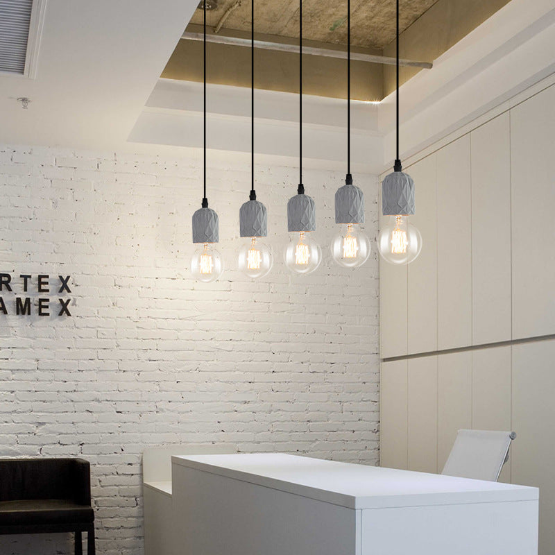 Cement Pendant Light application scene diagram
