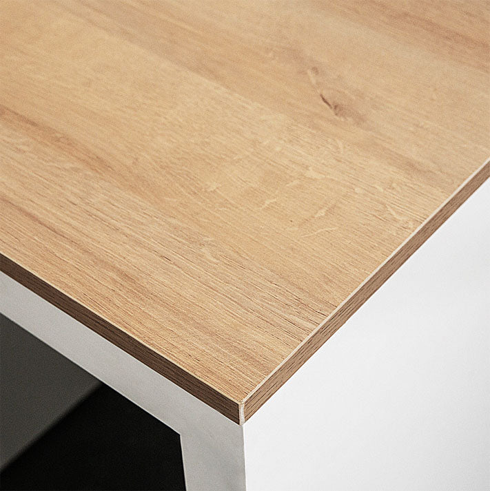 Use anti-scratch ecological board for work surface