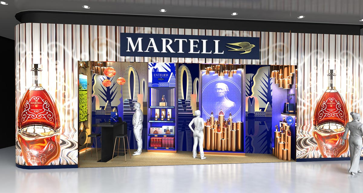 Martell liquor boutique renderings-front