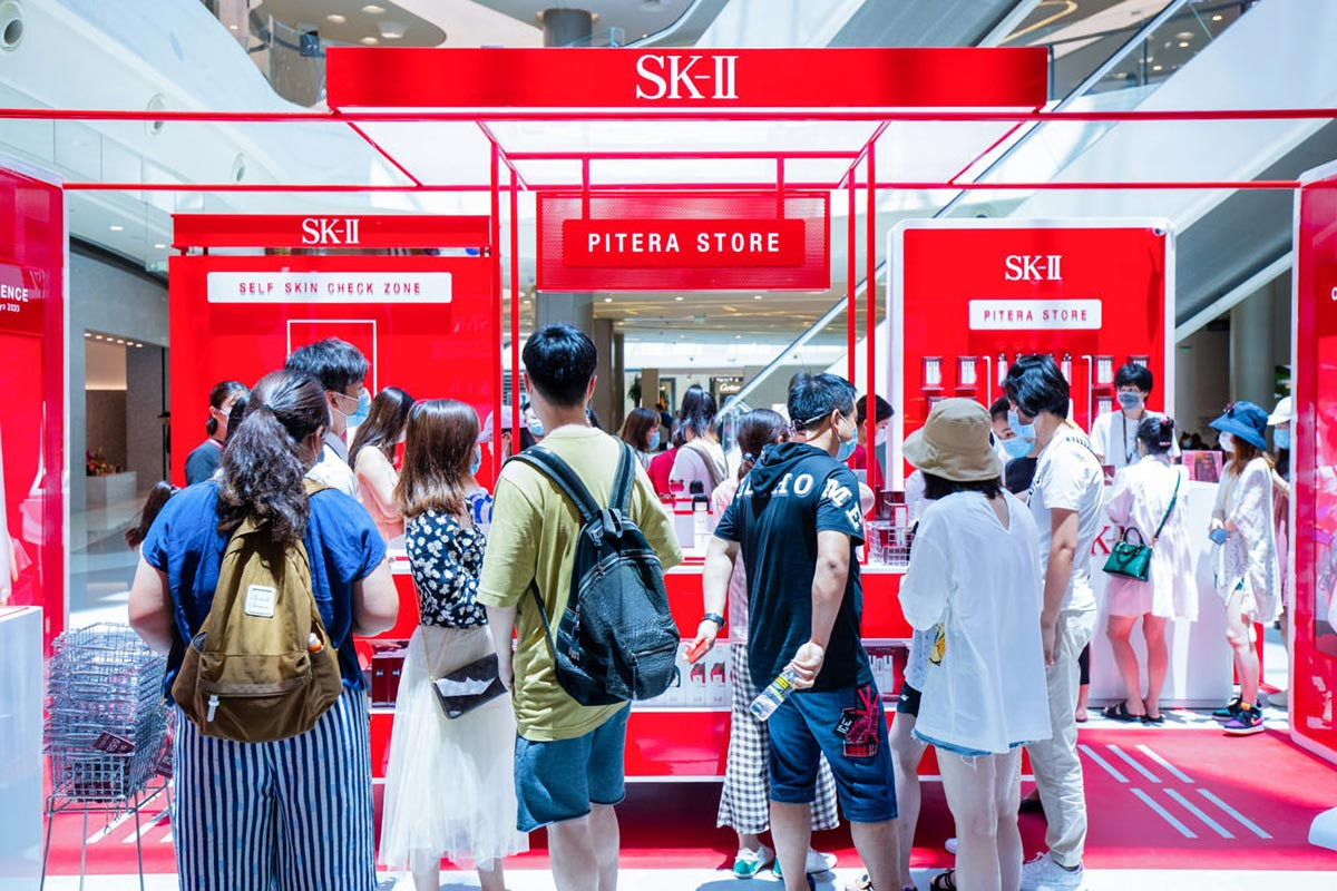 'React, respond and re-emerge' – SK-II wows with 'Skin Training Camp' animation in Hainan