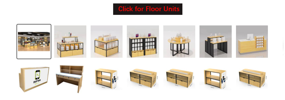 Remax Cell Phone Accessories Display   Customized Display Cabinet