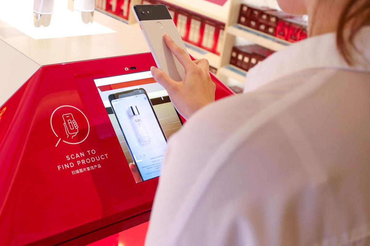 SK-II Future X Smart store launches with The Shilla Duty Free at Changi