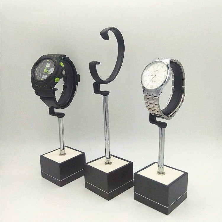 Watch display stand can be extended